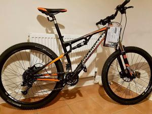 Brand new Full suspension Boardman Mountain Bike Team MTB