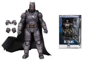 DC FILMS ARMORED BATMAN PREMIUM ACTION FIGURE BATMAN v