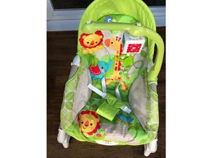 Fisher Price Baby/Toddler Rocker/Chair in Saltash