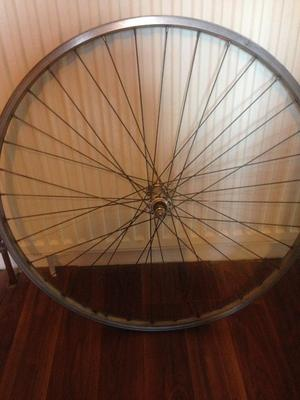 "Front wheel 28"" good condition"