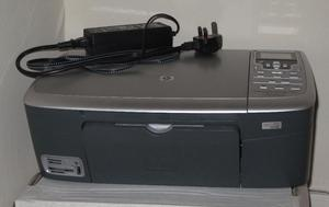 HP all in one printer, scanner and copier