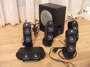 Logitech X- Speakers Surround Sound