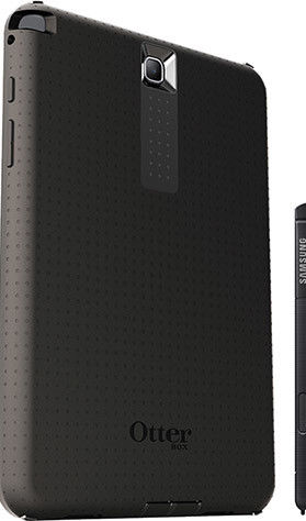 "Otterbox Defender 9.7"" Galaxy Tab A Black Tablet Case"