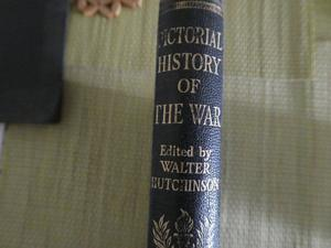 Pictorial History of the War.2 volumes