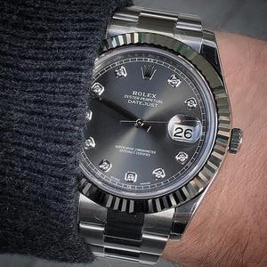 Rolex Datejust II Swiss  Ultimate Version
