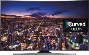 SAMSUNG 40 INCH 4K UHD CURVED SMART LED TV (UE40JU)