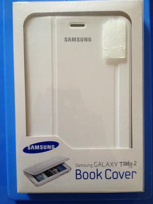 """Samsung Galaxy Tab 2 7"""" Book Cover White EFC-1G5SWECSTD"""