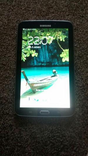 Samsung Galaxy Tab 3 SM-TGB, Wi-Fi, 7in - Black