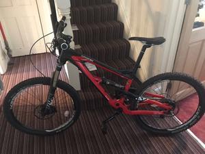 Saracen Ariel 142 Mountain Bike