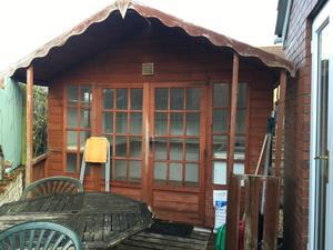 Shed/summerhouse