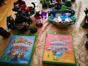 Skylanders Xbox One games & figures!