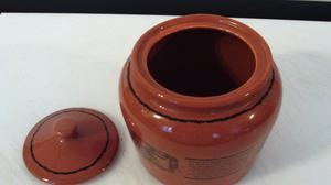 Thornton's Special Toffee Brown - Storage Jar With Lid - IN ORIGINAL BOX.