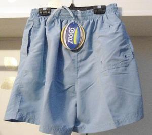 Zoggs Penrith Swim Shorts. Blue. Size Small