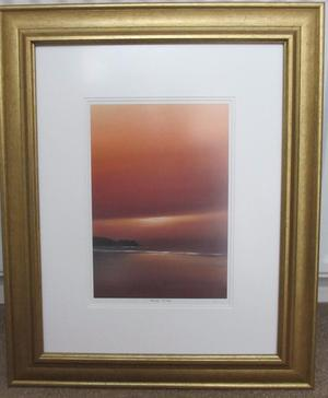Andy Pearce original St Ives Sunset