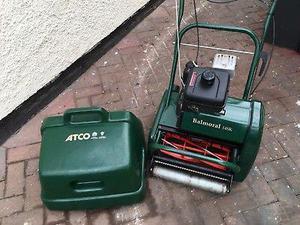 Atco Balmoral 14SK Lawn Mower