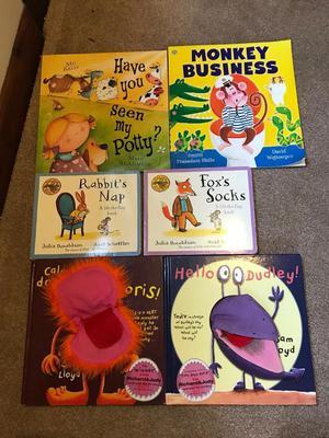 Baby/toddler books