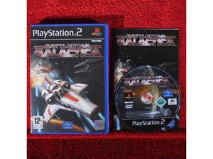 Battlestar Galactica (Sony PlayStation ) - European