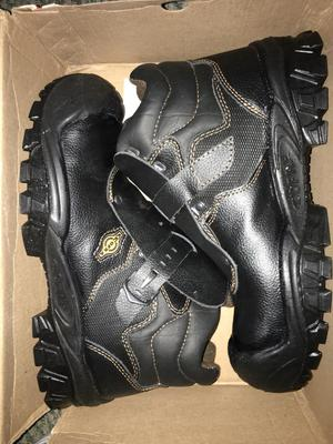 Brand new steel toe cap boots size 7