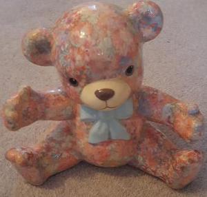 Cornwall Design Ceramic Teddy
