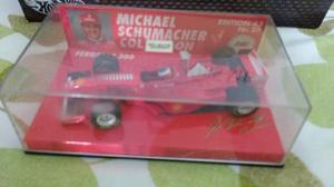 Formula 1 die cast collection