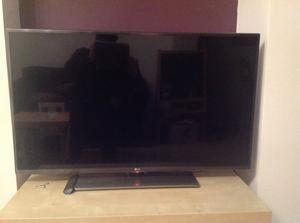 "LG Smart TV 42LF652V 42"" 3D-Ready p HD LED Internet TV."