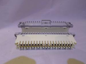 "PRESSAC 237A Strip Connector x 2 ""NEW"""