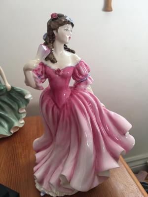 Royal Doulton Figure of the year