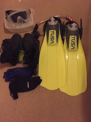 Scuba Diving Starter Kit