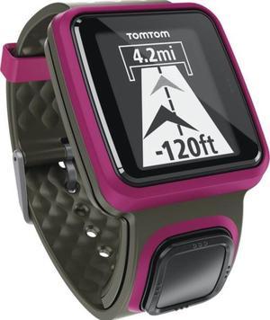 TomTom runner gps training watch (not Garmin)