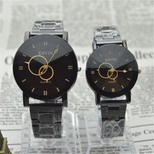 Womens Stainless Steel Quartz Wrist Watch