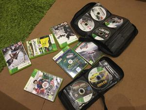 Xbox 360 games 40+