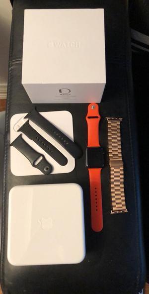 Apple Watch series 1 ltd edition Retina display 42mm boxed