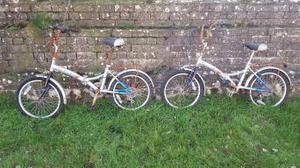 Bicycle x 5 job lot
