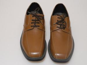 Brand New Winter Leather Gents Shoes size 10.