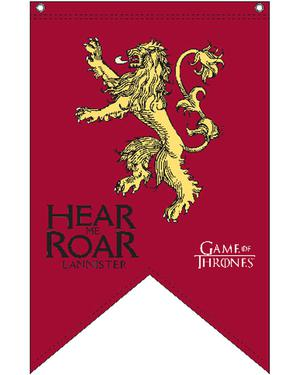 Game Of Thrones Lannister Flag One Size