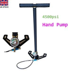 Hand Pump psi Air Fifle Airrifle Air Gas PCP 3 Stage Air