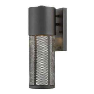"""Hinkley Lighting BK-LED Aria 1 Light """" High"""