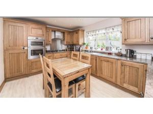 Kitchen with appliances in Bradford