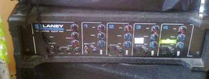 Laney 100w 4 channel pa mixer amp with reverb