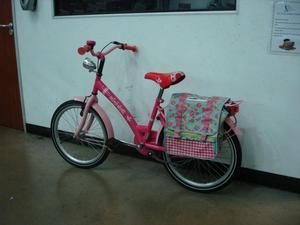 Mini Doll Childs Bike