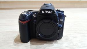 Nikon D90 Body Only with Extras