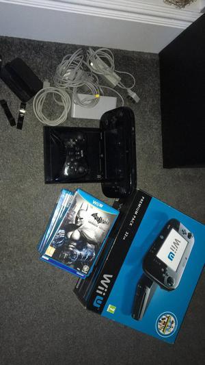 Nintendo Wii U Console & Games