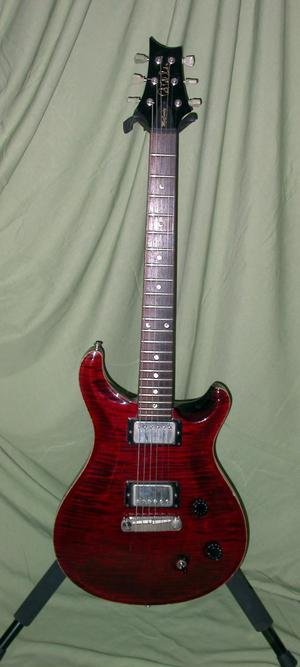 PRS USA McCARTY. MADE  & PAUL REED SMITH HARD CASE