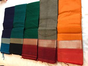 Pure Indian cotton Saree(Brand new)