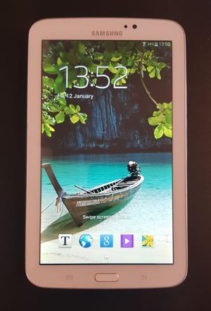 Samsung Galaxy Tab 3 SM-TGB, Wi-Fi, 7in - White -