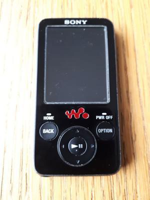 Sony NWZ-E436F - Black 4GB - Digital Media Player Walkman -