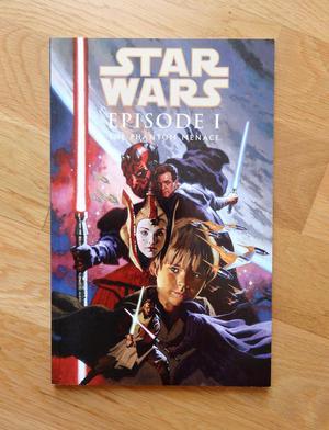 Star Wars: Episode I - The Phantom Menace Graphic Novel