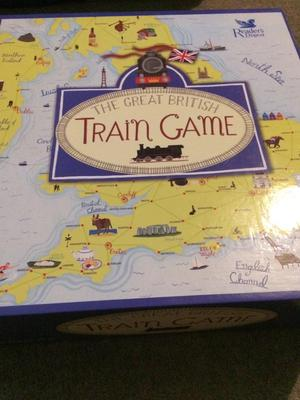 The Great British Train Game