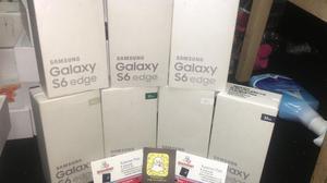 Unlocked Brand new Condition box Samsung galaxy S6 Edge & Warranty