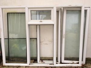 Double glazed sealed units in brotherton posot class for Upvc double glazing